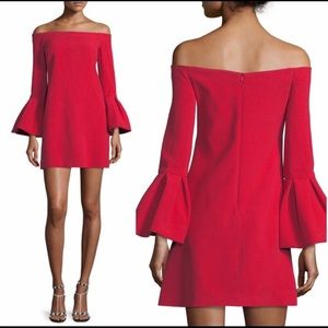 Alexis Emery Dress Red